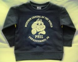 Toddler Weather Capital of the World Sweatshirt