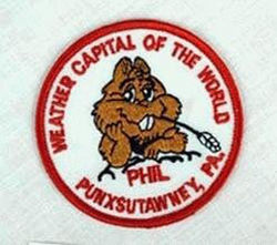 Weather Capital of the World Iron-On Patch