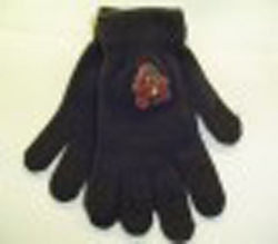 Youth Stretch Ghog Gloves(Black)