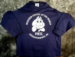 Youth Weather Capital of the World Sweatshirt