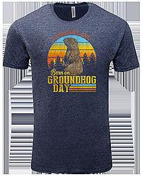 Adult Ghog Birthday Tshirt 2X Sku#1336-2X