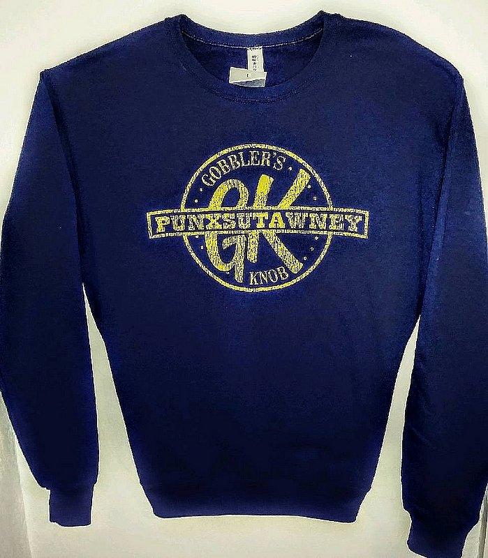 Adult Gobblers Knob Sweatshirt 2X sku#2210