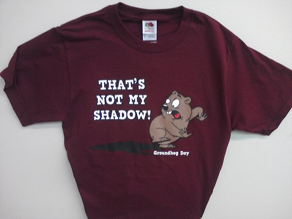 Adult Not My Shadow T-Shirt Sku # 1154-small Sku# 1155- medium Sku# 1156-large Sku# 1157- xlarge