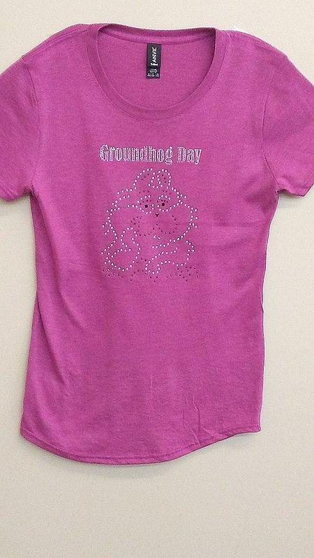 Adult Rhinestone Tshirt