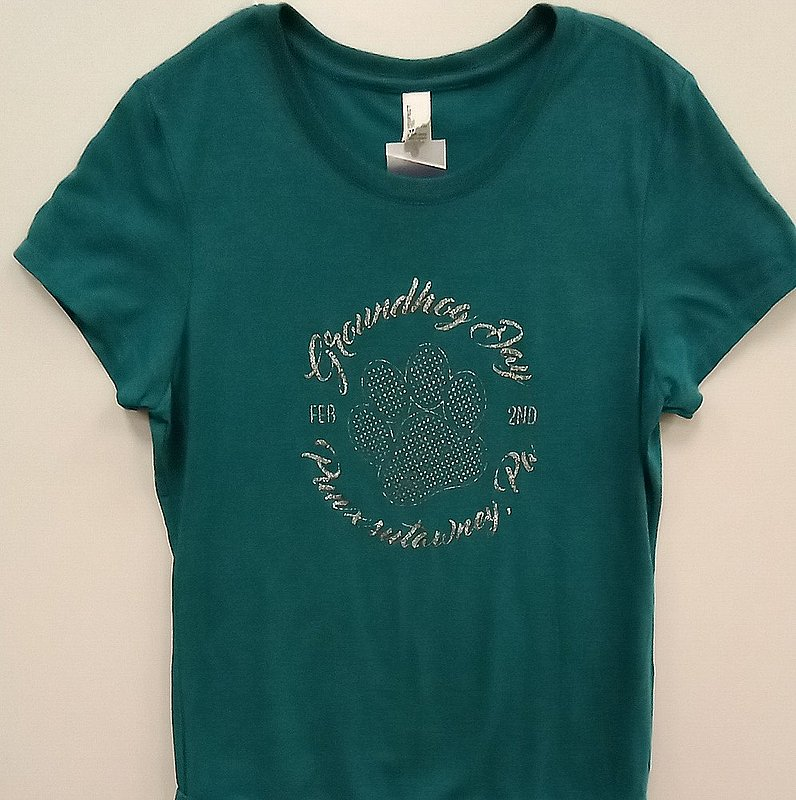 Adult Silver Luster PawTshirt3X sku#2347-3X