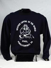 Adult Weather Capital of the World Sweatshirt 2x,3x Sku # 565- 2X Sku# 566-3X
