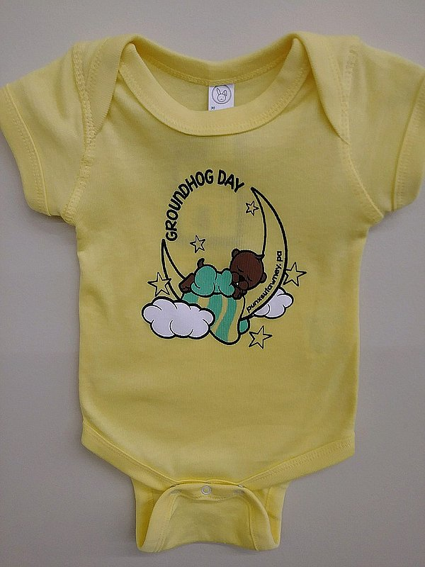 Baby Phil Dreaming Onesie