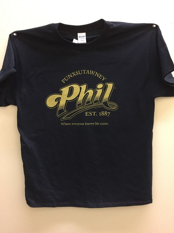 """Cheers"" Phil Tshirt"