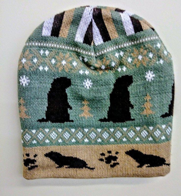 Ghog Knit Beanie Sku#2009