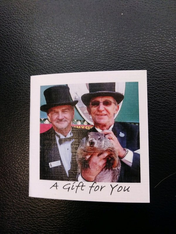 Gobblers Knob Gift Card Sku# 245