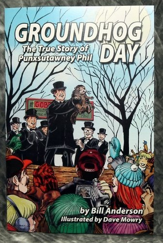 Groundhog Day: The True Story of Punxsutawney Phil Sku# 269