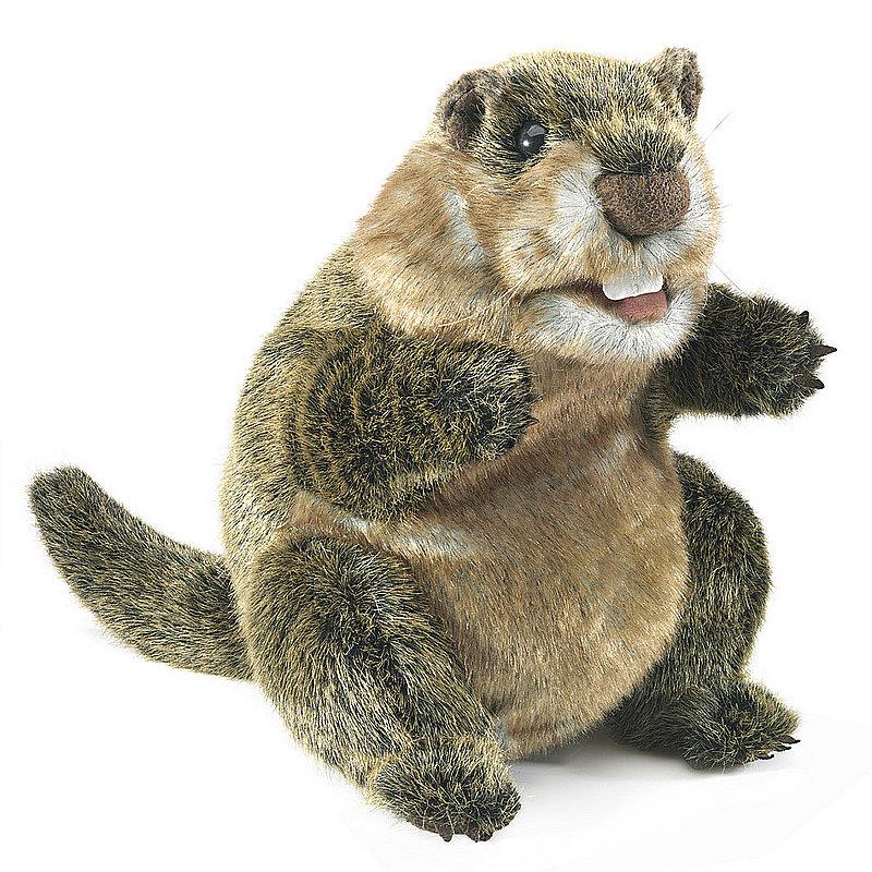 Groundhog Puppet Sku# 124