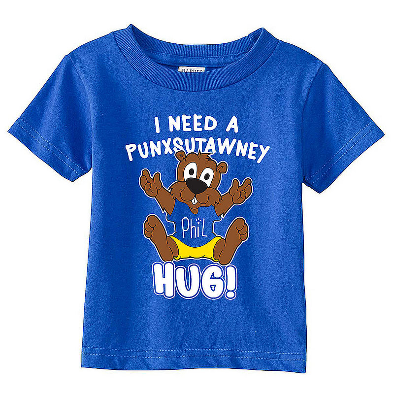 Kids Phil Hug Shirt sku#2168-2T sku#2169-4T sku#2170-5/6 sku#2171-7