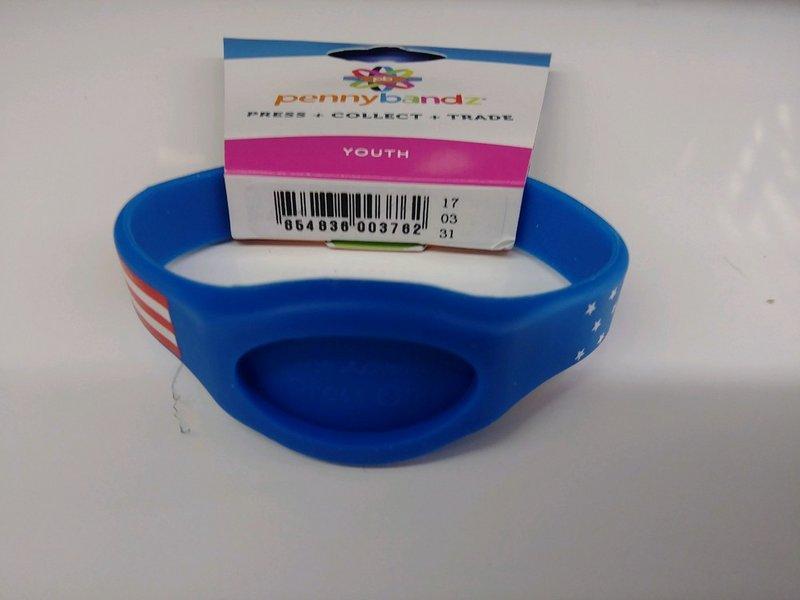 Penny Bandz Bracelet Sku#1249