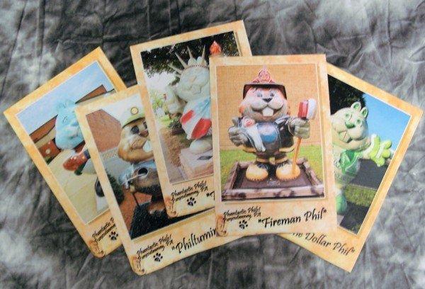 Phantastic Phil Postcards