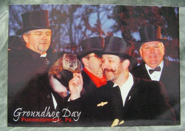 Postcard - Gobblers Knob Sku# 317