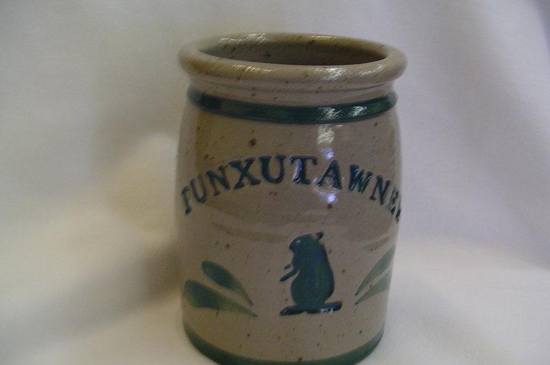 Punxsutawney Crock-Green