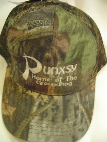 Punxsy Camo Hat Sku# 919
