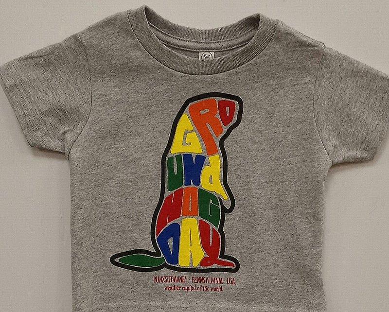 Toddler Ghog Letter Tshirt