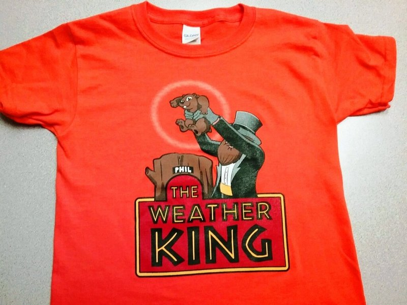 "Youth ""Phil"" Weather King T"