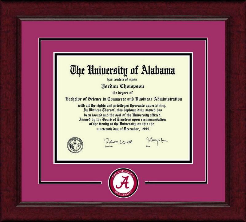 Diploma Frames & Photos