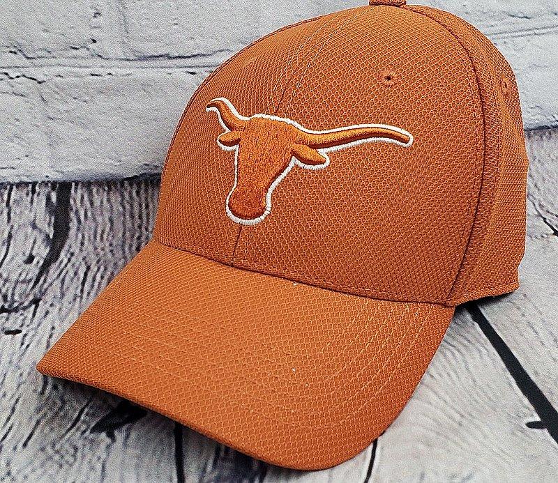 289c Apparel UT Longhorns Fitted Hat Performance Alt Texas Orange UT200310046 (289c Apparel)