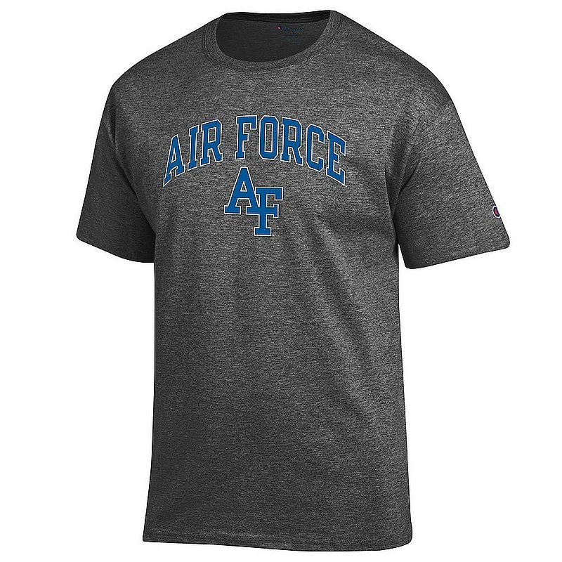 Air Force Falcons TShirt Charcoal Arch Over APC03004113*