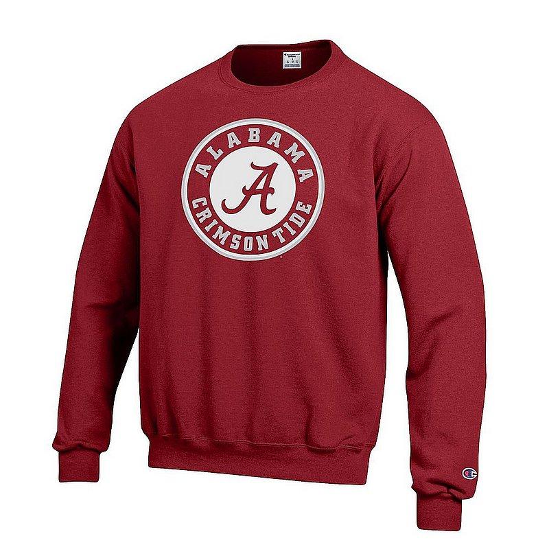 Alabama Crimson Tide Crewneck Icon Sweatshirt APC03004899