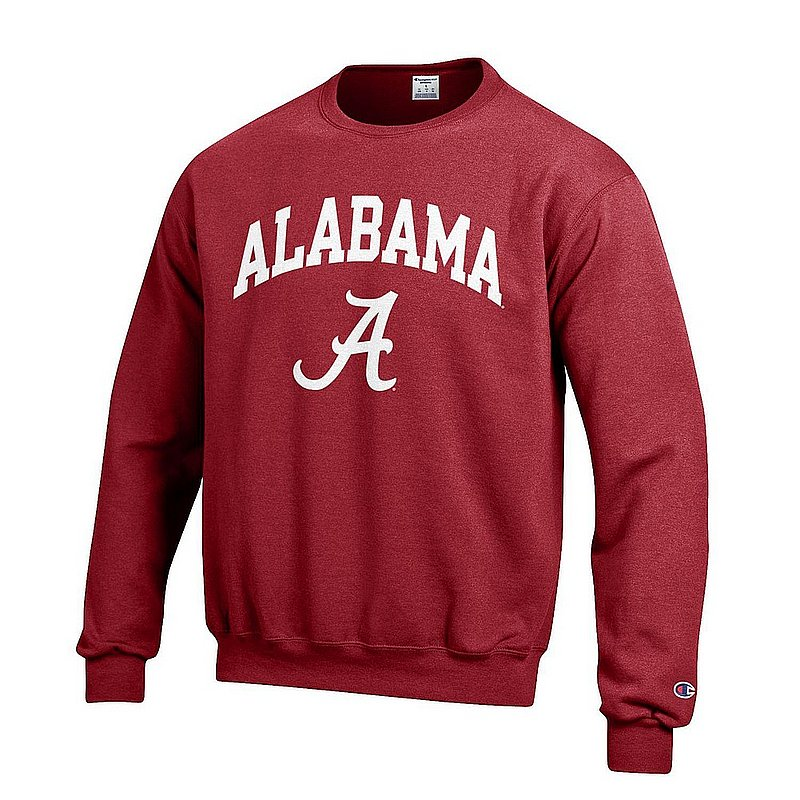 Alabama Crimson Tide Crewneck Sweatshirt APC02960895