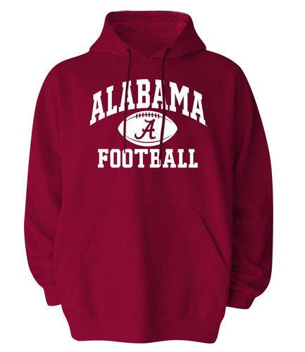 meet 0abc7 a59bc Alabama Crimson Tide Hoodie Sweatshirt Football