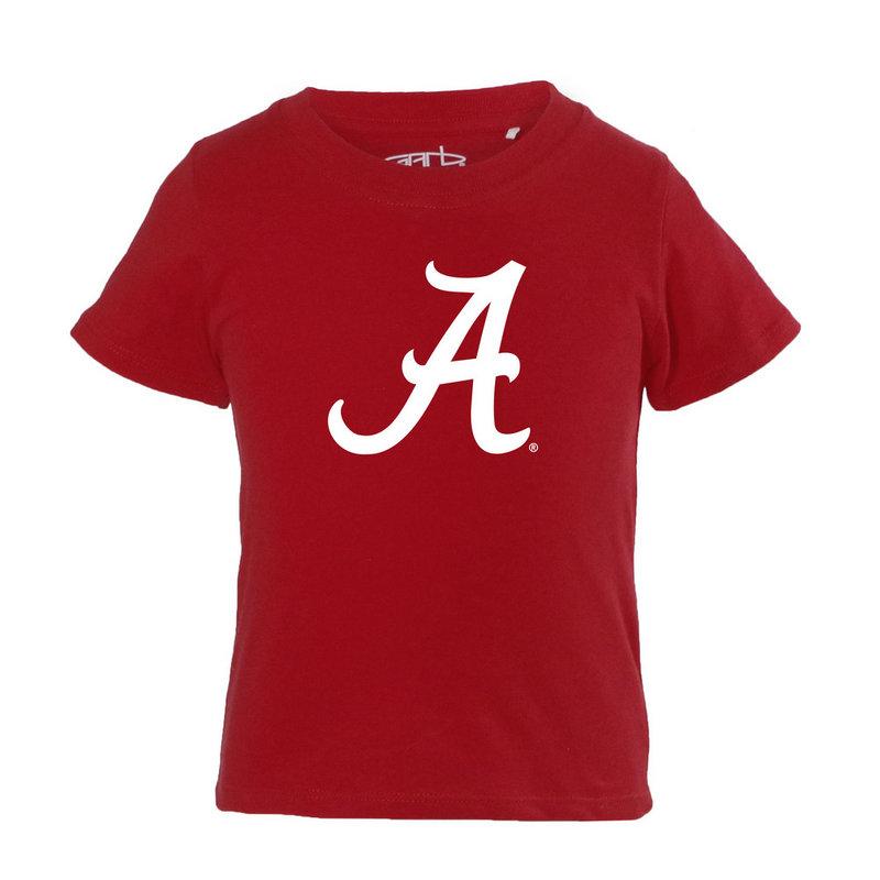 Alabama Crimson Tide Infant TShirt Red TONI-I-CARDINAL-ALABAMA-NWL