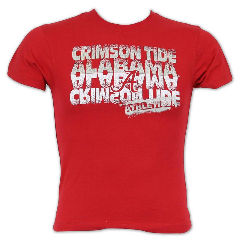 Alabama Crimson Tide Kids T Shirt 48OUY