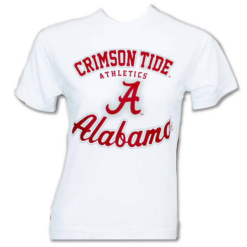 Alabama Crimson Tide Kids TShirt 48OUI