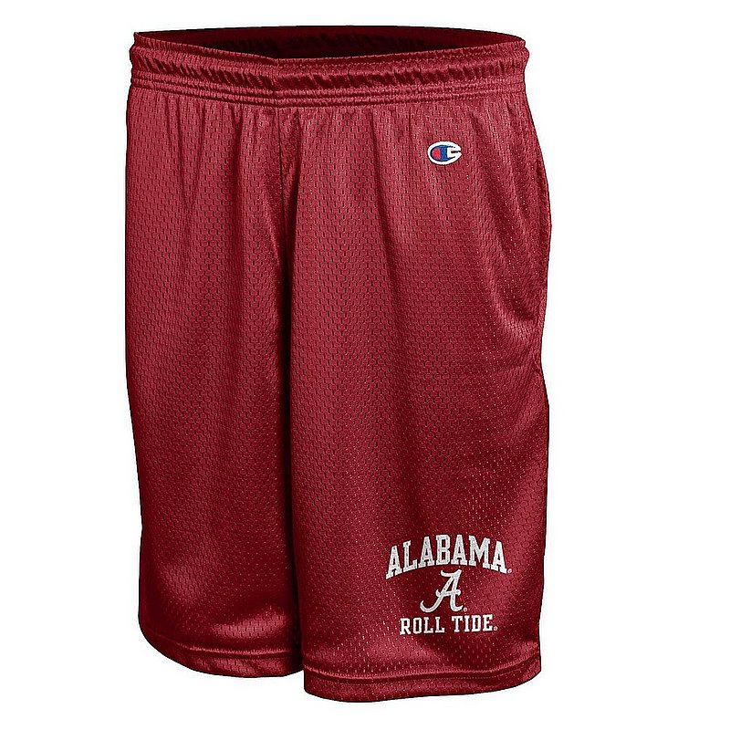 Alabama Crimson Tide Mesh Shorts apc03300966