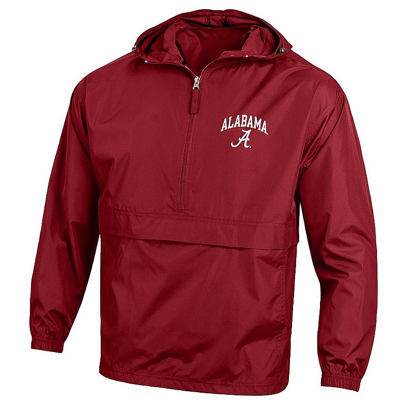 Alabama Crimson Tide Packable Jacket APC02973397