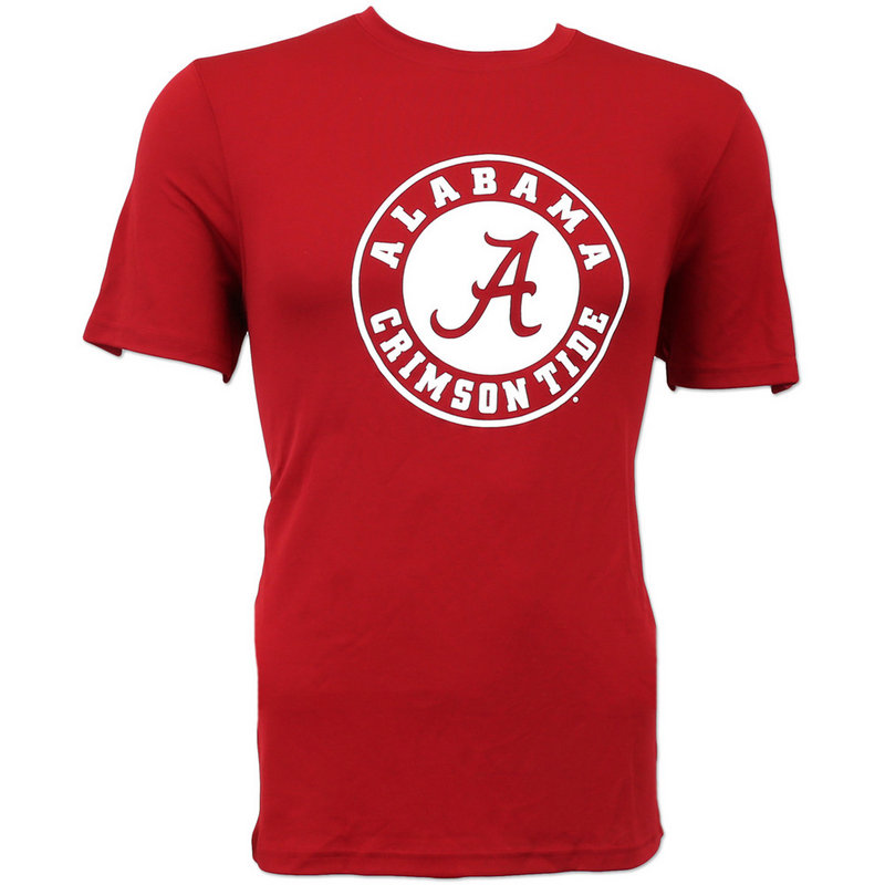 Alabama Crimson Tide Performance TShirt APC02442411