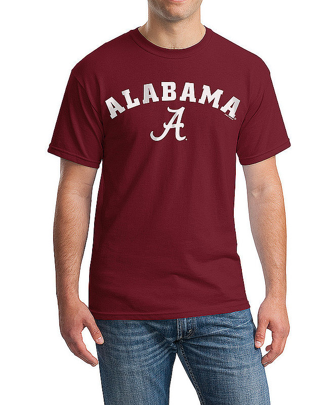 Alabama Crimson Tide TShirt Varsity