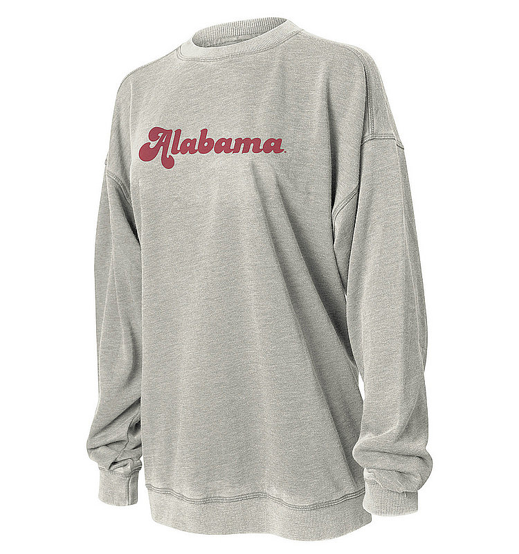 Alabama Crimson Tide Women's Crewneck Sweatshirt 449-46-AL536