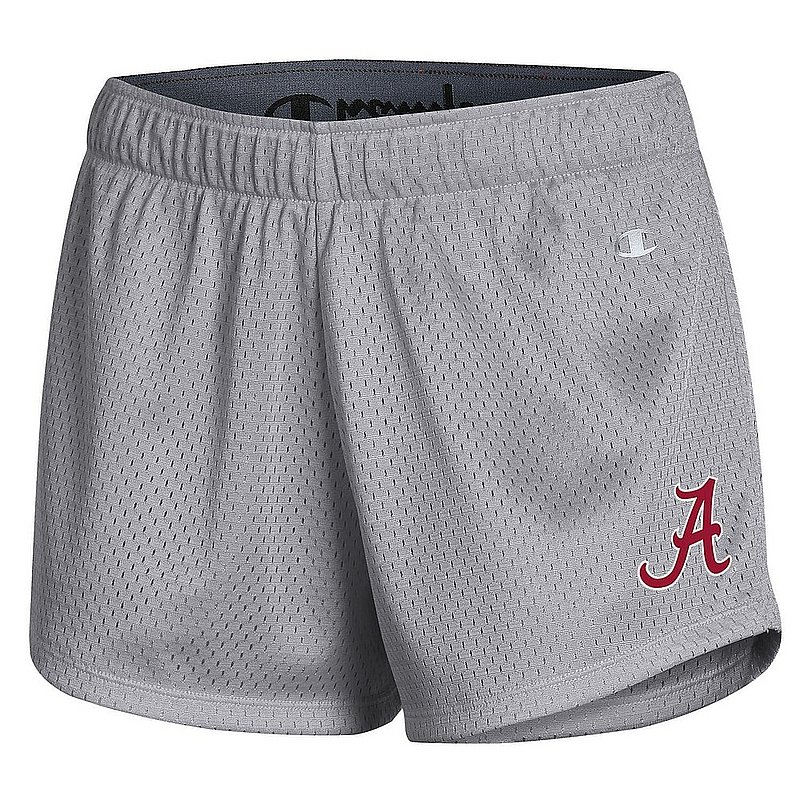 Alabama Crimson Tide Women's Mesh Shorts APC03319263