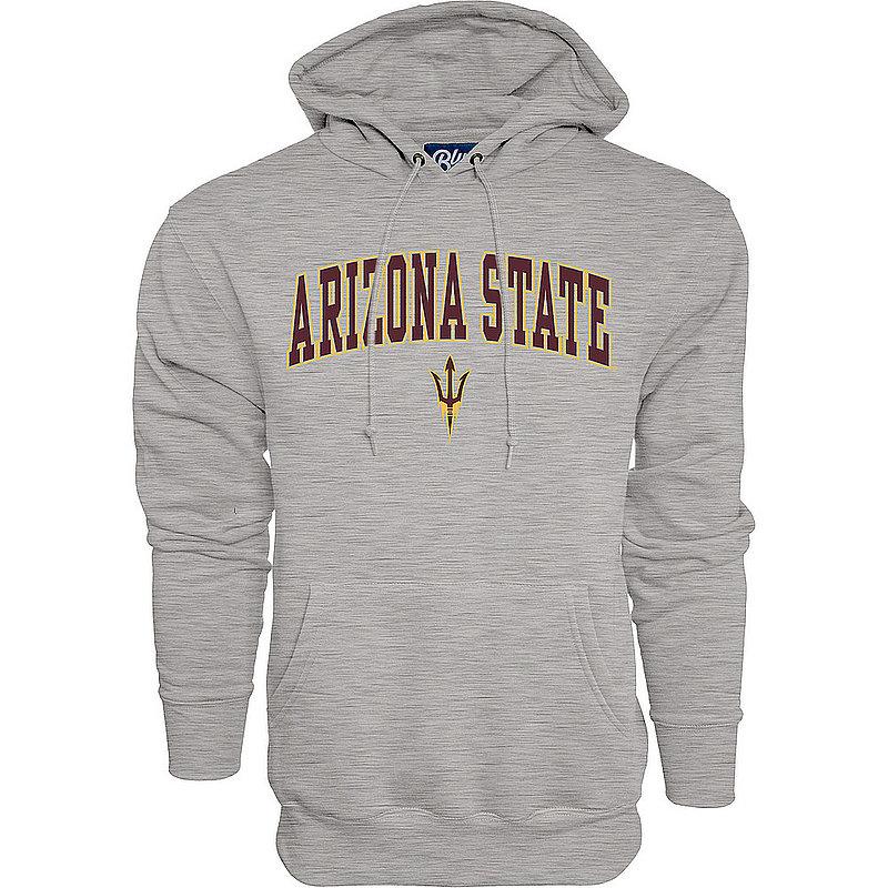 Arizona State Sun Devils Hooded Sweatshirt Varsity Gray 00000000BCRM5
