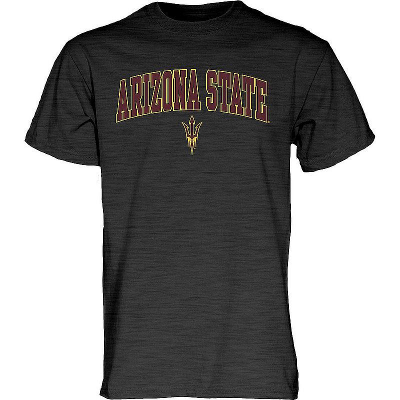Arizona State Sun Devils TShirt Varsity Charcoal APC02966706