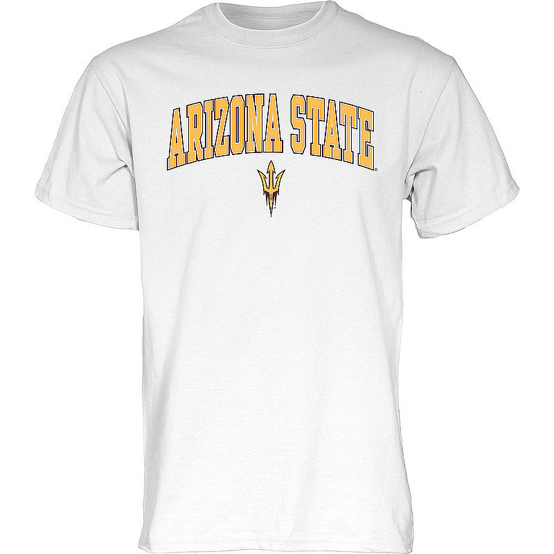 Arizona State Sun Devils TShirt Varsity White APC03006310