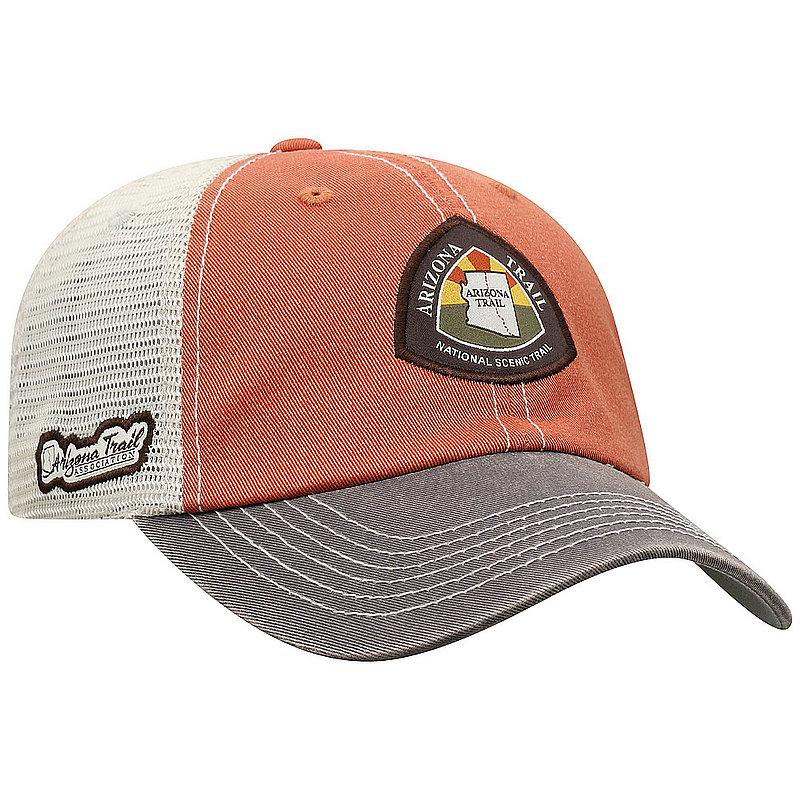Arizona Trail Adjustable 3-Tone Mesh Hat OFFR4-AZTA-ADJ-3TN