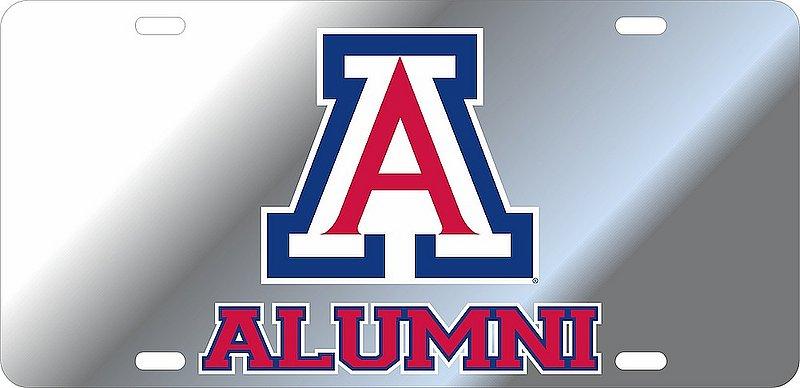 Arizona Wildcats License Plate Alumni 28636