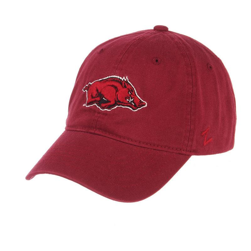 Arkansas Razorbacks Team Hat Cardinal