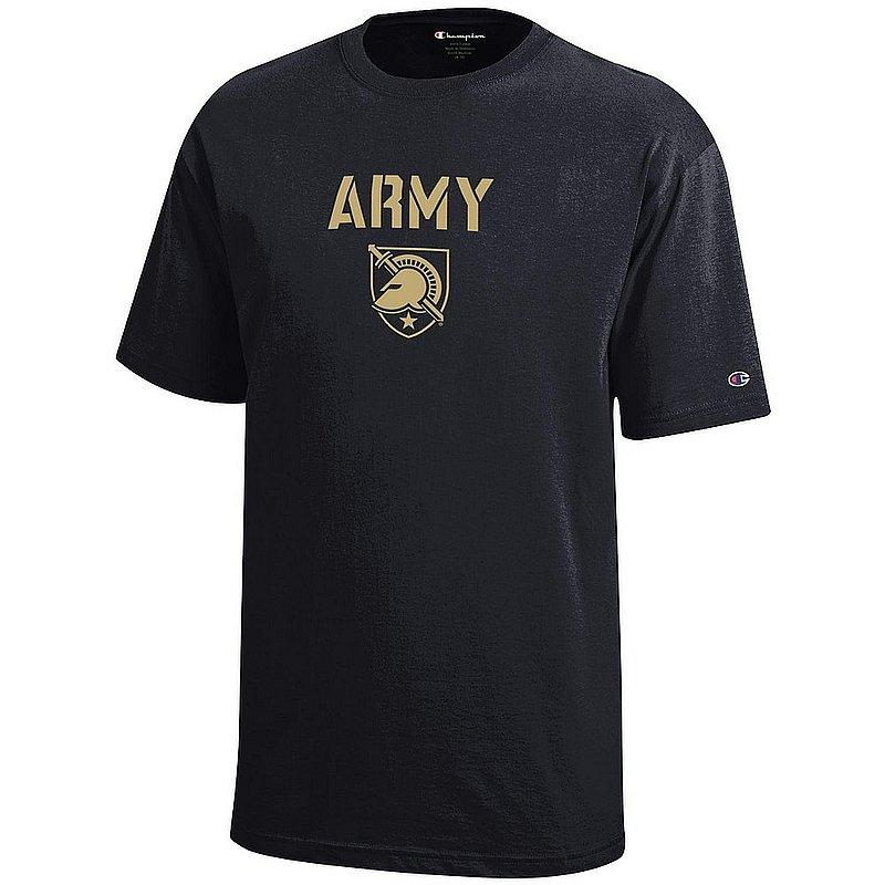 Army Knights Kids TShirt Black APC03321768