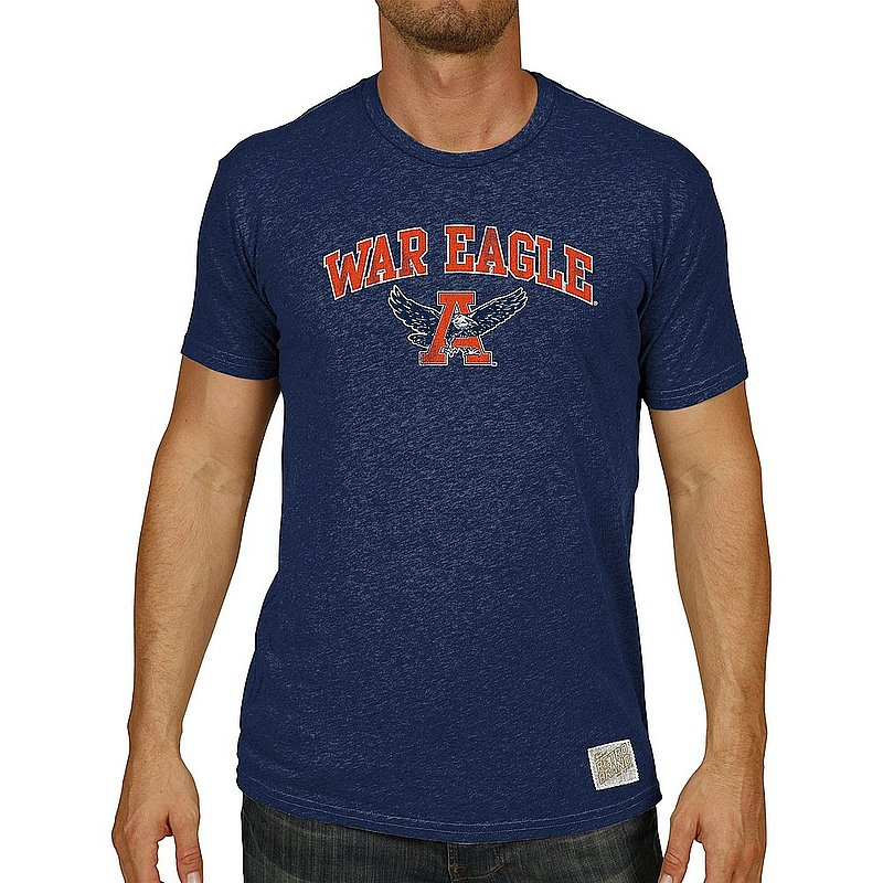 Auburn Tigers Big & Tall Tshirt Vintage 1XB to 5XB and XLT to 5XLT CAUB155AX_RB130M_HNV
