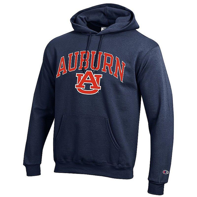 Auburn Tigers Hooded Sweatshirt Varsity Navy