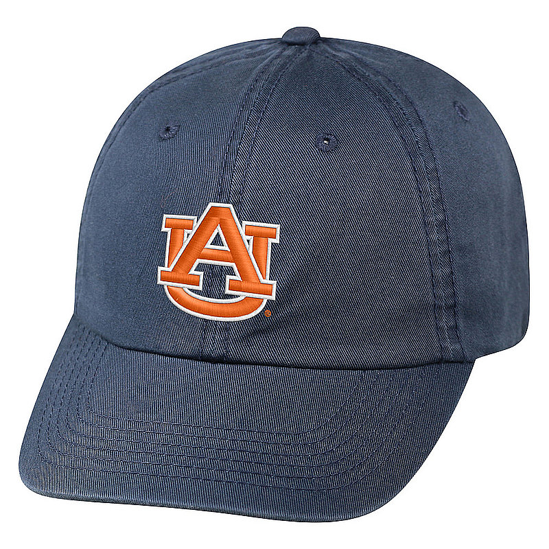 Auburn Tigers Icon Blue Hat CHAMP-AUBRN-ADJ-TMC