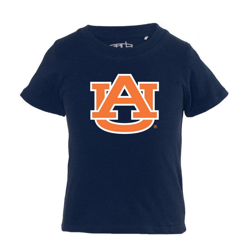 Auburn Tigers Infant Tshirt Navy TONI-I-NAVY-AUBURN